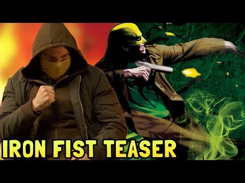iron fist season 1 download