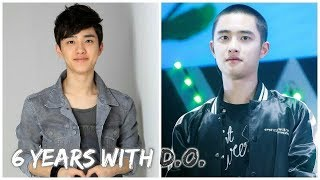 Video EXO's D.O. IN 6 YEARS 🐧💖 MP3, 3GP, MP4, WEBM, AVI, FLV Agustus 2019