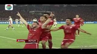 Video Persija (3) vs Bali United (0) - Highlight Goal dan Peluang Final Piala Presiden 2018 MP3, 3GP, MP4, WEBM, AVI, FLV November 2018