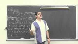 Partial Fraction Decomposition Part 1