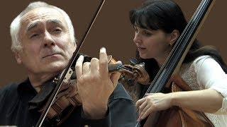 Pražské smyčcové duo v Mohelnici