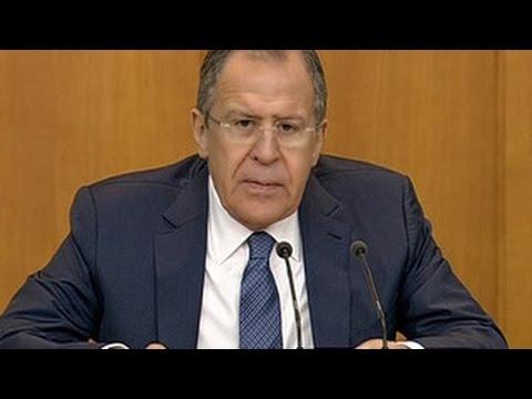 Сергей Лавров ответил украинскому журналисту на вопрос о Донбассе и русском мире - DomaVideo.Ru