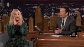 Kaley Cuoco Sings The Big Bang Theory Theme