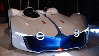 This is the real 1:1 scale of the Renault Alpine Vision Gran Turismo (Gran Turismo 6 Videogame). It has a V8 engine with 450HP at 6500 rpm, and has a weight of 900kg. Top speed of 320km/h. Where: 2016 Paris Motor Show - Mondial de l'AutomobileMusic: https://soundcloud.com/ehrling/ehrling-this-is-my-passionFollow me on: Instagram: https://www.instagram.com/bestcarsnation/Facebook: https://www.facebook.com/bestcarsnation/Twitter:https://twitter.com/bestcarsnationEnjoy the Video and Subscribe in my Youtube Channel for more.Follow me on: Instagram: https://www.instagram.com/bestcarsnation/Facebook: https://www.facebook.com/bestcarsnation/Twitter: https://twitter.com/bestcarsnation