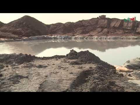 بئر الغاز الصخري في عين صالح