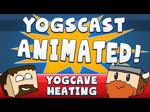 simon - An animation from a classic episode, when Simon decides to put the heating on so the YogCave is nice and toasty for Lewis, but it has disastrous consequences...