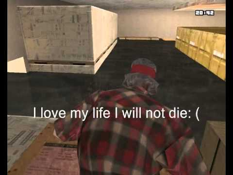 [Gta Sanandreas] the sinking ship