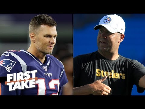 Video: I have no faith in the Steelers on the road vs. the Patriots - Stephen A. | First Take