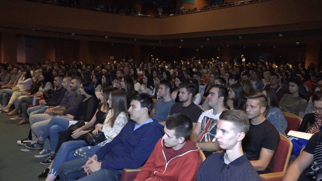 Na Sveučilištu u Mostaru svečano započela nova akademska godina
