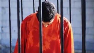 Jordanian Pilot Burned Alive In ISIS Video