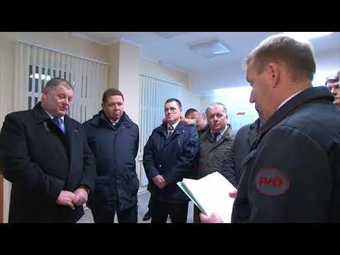 Настанции Лужская ввели вэксплуатацию новый дом отдыха локомотивных бригад