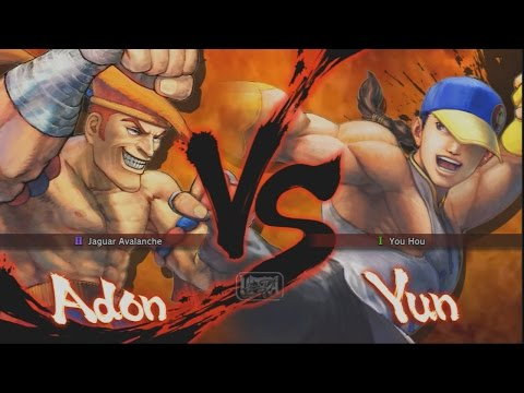 gamerbee - Ultra Street Fighter 4 Day 1 - AVM Gamerbee vs. Taiga - Evo 2014.