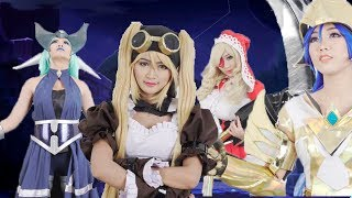 Mobile Legends Indonesia Official Cosplayer Contest - MSC Indonesia