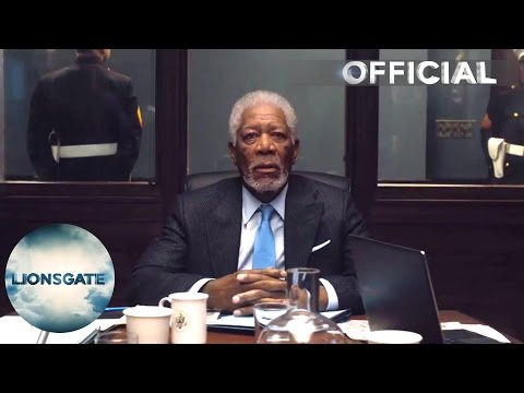 London Has Fallen Official Trailer featuring Morgan Freeman Gerard Butler and Aaron