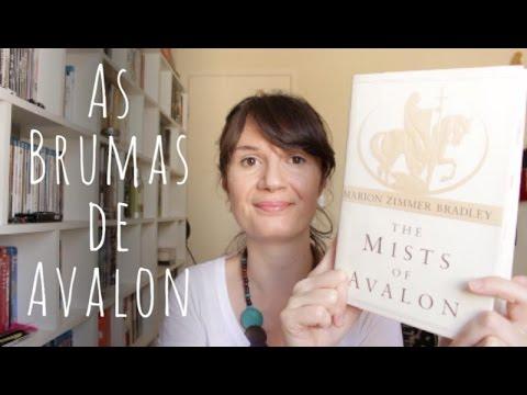 VEDA #24: As Brumas de Avalon (Marion Zimmer Bradley) | Tatiana Feltrin