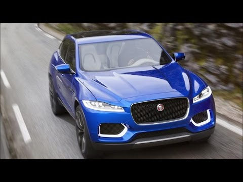 Luxury Carmaker Jaguar Launches First Offroader