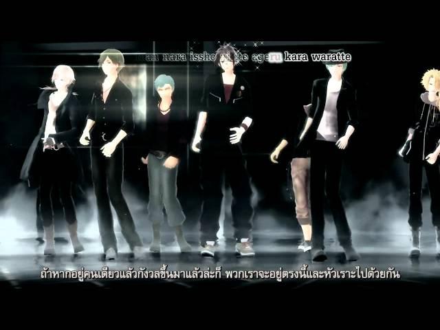 【MMD刀剣乱舞】TOTL - Sub Thai