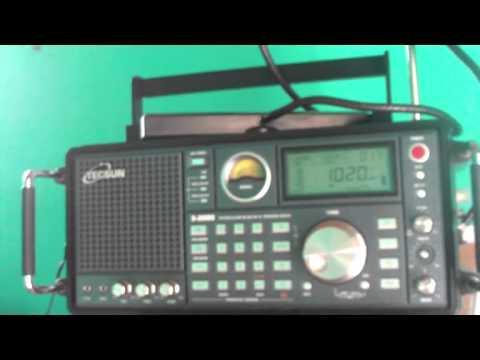 1020 kHz AM Radio Boas Novas , Firminopolis / GO recebida em Nova Xavantina / MT