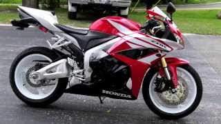 7. Pre-Owned 2012 Honda CBR600RR Red/White at Euro Cycles of Tampa Bay