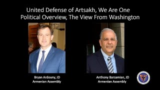 United Defense of Artsakh - We Are One.