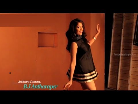 Meghana Raj Hot Photo Shoot