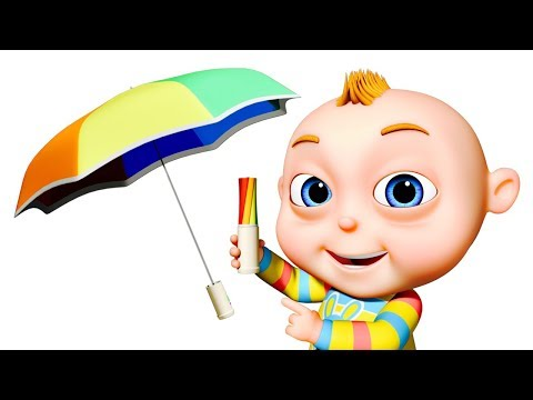 TooToo Boy - Umbrella Episode | Cartoon Animation For Children | Funny Comedy Series | Kids Shows