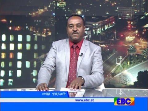 EBC አማርኛ ምሽት 2 ሰዓት ዜና…ጳጉሜ 2/2008 ዓ.ም