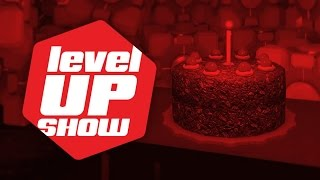 #LevelUpShow: ¡Felices 10 años, LevelUp! #levelup10