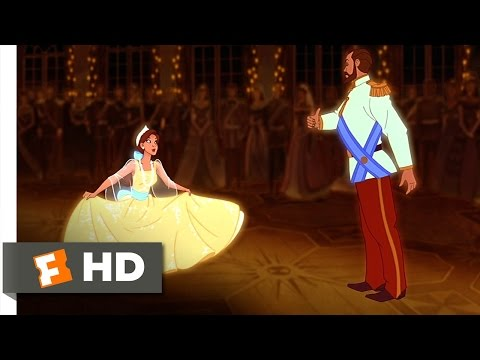 Anastasia (1/5) Movie CLIP - Once Upon a December (1997) HD