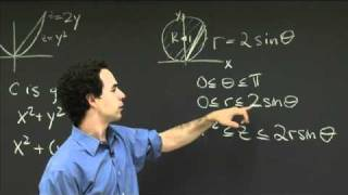 Volume In Cylindrical Coordinates | MIT 18.02SC Multivariable Calculus, Fall 2010
