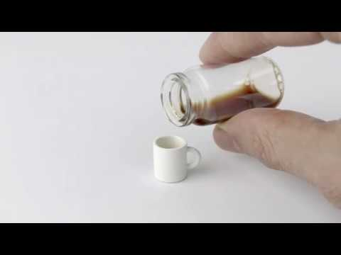 The World s Smallest Cup Of Coffee