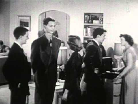 1950s - http://www.simplywebsearch.com How to Party 1950. A social guidance film on what makes a good, successful, party. This video outlines a socially acceptable e...