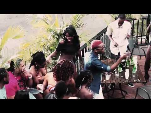 Konshens - Gal A Bubble   Official Music Video