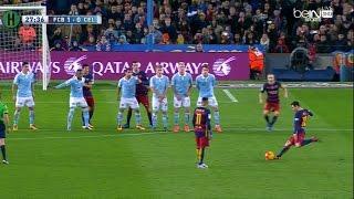 Video ملخص مبارة برشلونة و سيلتا فيغو 6-1 الدوري الإسباني 14-2-2016 MP3, 3GP, MP4, WEBM, AVI, FLV Januari 2018