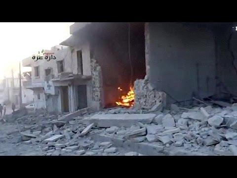 Συρία: Προ των πυλών αντεπίθεση για ανακατάληψη του Χαλεπίου