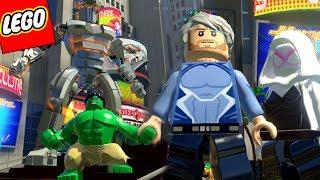 """LEGO Marvel Super Heroes Gameplay em Português de LEGO Marvel Super Heróis MODS e hoje a gente mostra vários mods interessantes para o game. Trouxemos os velocistas para o jogo, Mercúrio e Speed estão aí, além da Spider-Gwen, do Duende Verde do universo de Amazing Spider-man e o mod mais incrível do Destroyer/Destruidor GIGANTE ÍNCRÍVEL! Será que o Hulk consegue derrotá-lo? Mais Vídeos de LEGO ► http://bit.ly/2i98QZwTwitter ► http://bit.ly/1qr6HERInstagram ► http://bit.ly/1mr1YrrFacebook ► http://bit.ly/29sdpzISEGUNDO CANAL ► http://bit.ly/CriadoresdeConteudoContato: hsogameplays@gmail.com=====================Baixe o app do canal e veja tudo em um só lugar - https://goo.gl/cKuOxq NOVA ERA GAMES ► http://www.novaeragames.com.br (Utilize o Cupom desconto """"Hagazo"""" (sem as aspas) para 5% de desconto em toda a loja==================Music by Epidemic Sound (http://www.epidemicsound.com)----------------OUTRAS SÉRIES LEGOLEGO WORLDS ►►►►►► https://www.youtube.com/playlist?list=PL0_8D-WYkGazu1lIjtieQIVeLH8IfIdb2LEGO JURASSIC WORLD ►►►►►► https://www.youtube.com/playlist?list=PL0_8D-WYkGaxptCwvpEKKIndFxlZNNV2ALEGO STAR WARS: O DESPERTAR DA FORÇA ►►►►►► https://www.youtube.com/playlist?list=PL0_8D-WYkGazDJXe0ELYW-G-aGM2kNWWJLEGO DIMENSIONS ►►►►►► https://www.youtube.com/playlist?list=PL0_8D-WYkGayM4ZrjZ6hpysVlzGSoBuKgLEGO DIMENSIONS UNBOXING DOS BRINQUEDOS ►►►►►► https://www.youtube.com/playlist?list=PL0_8D-WYkGaznzqBJP1ARRJipCntuE4lNLEGO BATMAN 3 BEYOND GOTHAM ►►►►►► https://www.youtube.com/playlist?list=PL0_8D-WYkGaznstIYpZkEWZSRjgInbgt9LEGO AVENGERS / LEGO VINGADORES ►►►►►► https://www.youtube.com/playlist?list=PL0_8D-WYkGawmGU3HLkTIOa-VoeI1DitwLEGO MARVEL SUPER HEROES ►►►►►► https://www.youtube.com/playlist?list=PL0_8D-WYkGazDGx6fUzdLW6D0QTIGima5"""