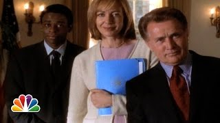West Wing cast: PSA on Education