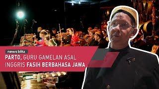 Parto, Guru Gamelan Asal Inggris Fasih Berbahasa Jawa