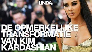 Download Lagu De spectaculaire transformatie van Kim Kardashian || LINDA. Mp3