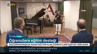 Gaziosmanpaşa Belediyesi İle İstanbul Medeniyet Üniversitesi İş Birliği - Ntv
