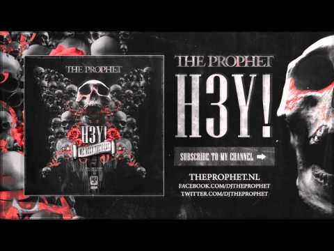 Video: The Prophet - H3Y! T-shirt