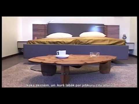 Эксклюзивная немецкая мебель. Салон Ambergs