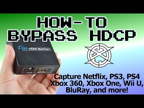 How-to Bypass HDCP | Record ANYTHING Through HDMI