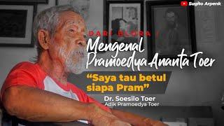 Video Mengenal sosok Pramoedya Ananta Toer dari Soesilo Toer (adik Pram) MP3, 3GP, MP4, WEBM, AVI, FLV Agustus 2018