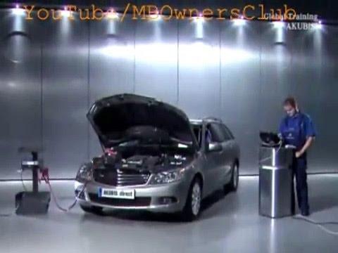 Mercedes Benz   Diagnosis Operations