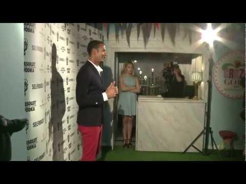 Tinie Tempah's Disturbing London party - Selfridges rooftop June 2012