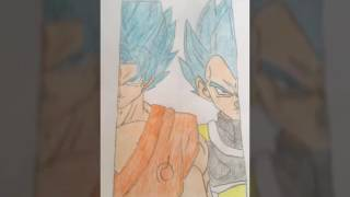 Dragon Ball Z ( dessin ) - YouTube