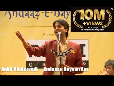 Video 19. K V (Part 3) – Koi Deewana Kehta hai - Andaaz-E-Bayaan-Aur Mushaira 2016 – 4K & HD download in MP3, 3GP, MP4, WEBM, AVI, FLV January 2017