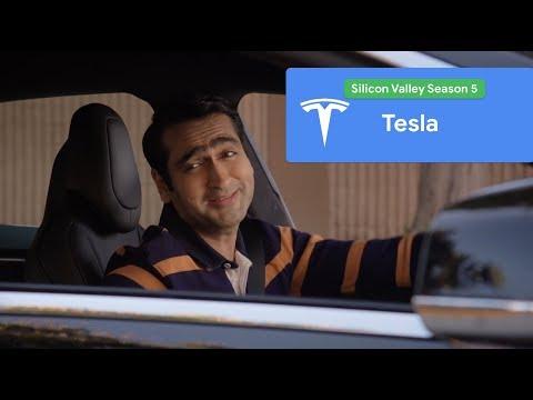Silicon Valley Season 5 - Tesla
