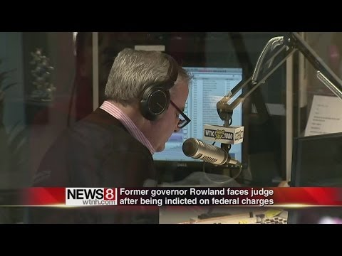 Rowland charged in campaign scheme